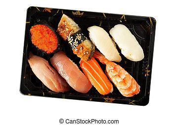 sushi, japończyk