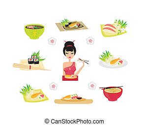 sushi, jogo
