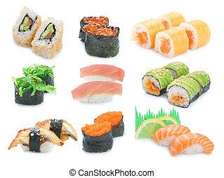 sushi, set