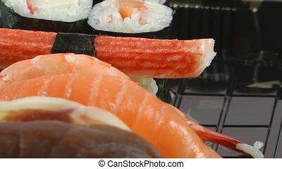Sushi Traditional Japan Food