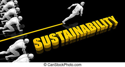 sustainability, líder
