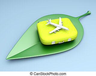 Sustainable air travel - Sustainable, ecological air ...