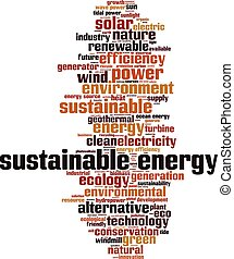 Sustainable energy-vertical