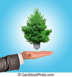 Sustainable resources, renewable energy