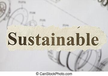 sustentável