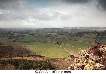 Sutton Bank view