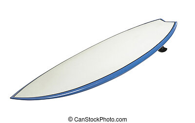 suurboard -  surf board with clipping path
