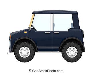 SUV small modern side