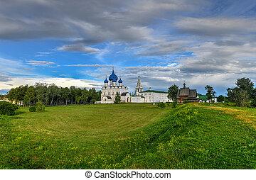 Suzdal Kremlin - Russia