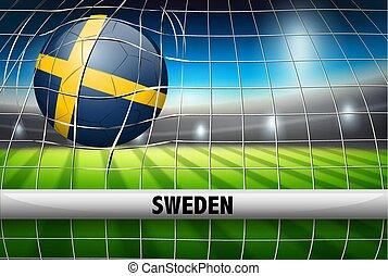 svédország, labdarúgás, világbajnokság