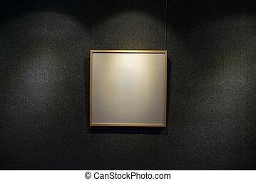 světelné zvýraznění, konstrukce, vystavit, výkladní skříň, čistý