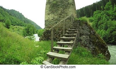 Svan tower steady - Shooting steady Svan towers Love in...