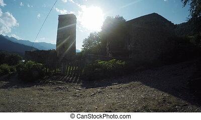 Svan towers steady - Shooting steady Svan towers Love in...
