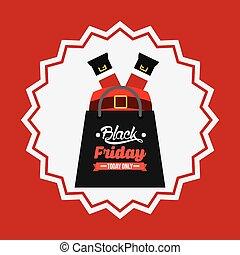 svart, fredag, handlar