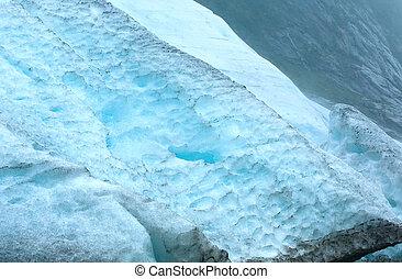 Svartisen Glacier (Norway)