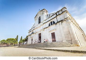 Sveta Eufemija Church, Rovinj, Croatia