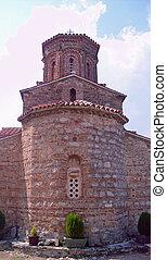 Sveti Naum Monastery, Ohrid