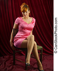 Svetlana. - Photo of the beautiful girl in full growing in...