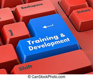 sviluppo, addestramento, &