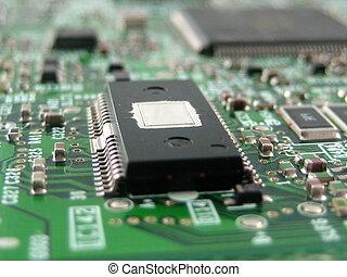 sviluppo, elettronica, ricerca