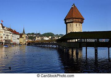 svizzera, luzern