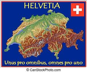 svizzera, motto