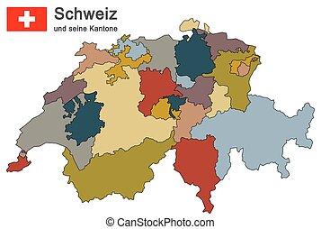 svizzera, paese