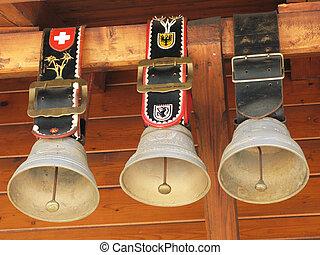 svizzero, campanacci