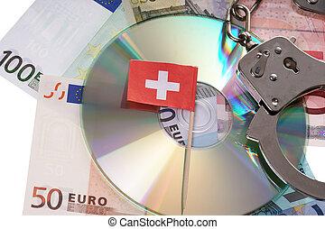 svizzero, conto, banca