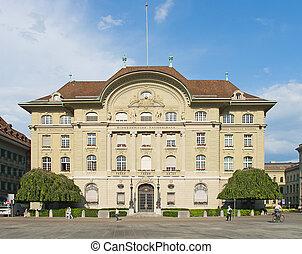 svizzero, nazionale, banca
