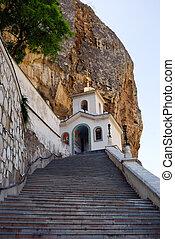 Svyato-Uspensky Monastery (Bakhchisarai) - Svyato-Uspensky...