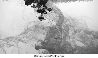 SW Tinte / B&W ink - Schwarz-Weisse Tinte. Kann als Effekt...