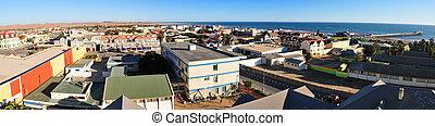 Swakopmund panorama