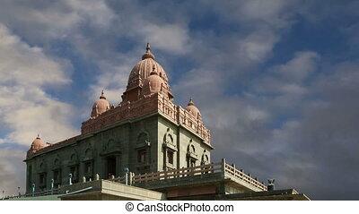 Swami Vivekananda memorial, India - Swami Vivekananda...