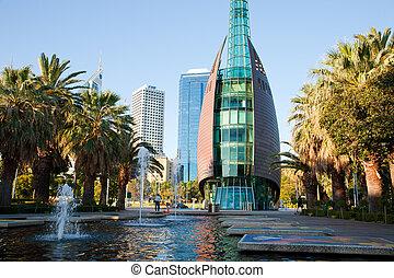 Swan Bell Tower, Perth Western Australia