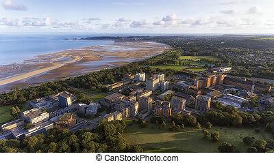 Swansea Bay University
