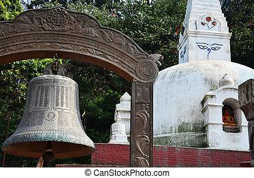 Swayambhunath or Monkey Temple