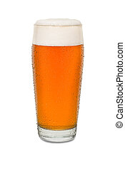 Sweated Craft Pub Beer Glass #3