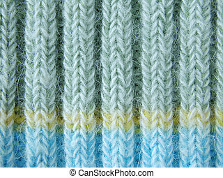 colorful sweater texture fragment
