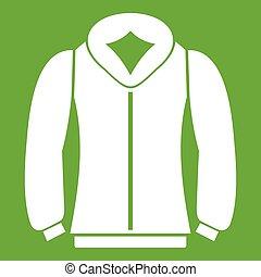 Sweatshirt icon green