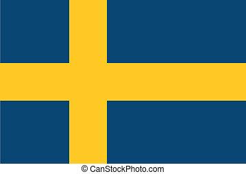 sweden旗