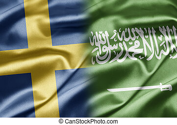 Sweden and Saudi Arabia