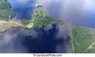 Sweden in summer - lake