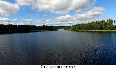 Sweden in summer
