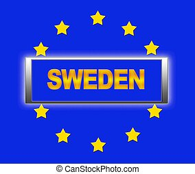Pics  Word  Letters Flag Of Sweden