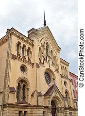 Swedish Church of St. Catherine.