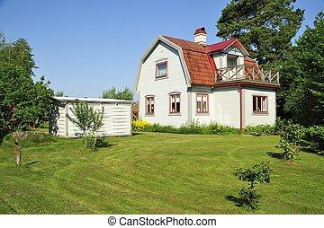 Swedish housing