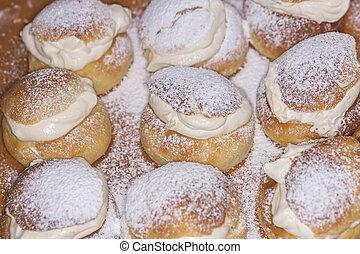 Swedish Semla (Lenten Bun)