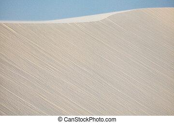Sweeping dunes and lagoons in Lencois Maranhenses. Brasil