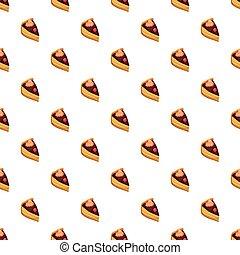 Sweet cake pattern